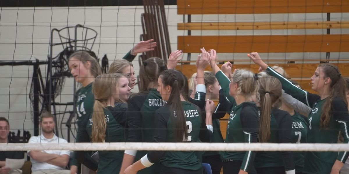 Prep volleyball, football returning this fall