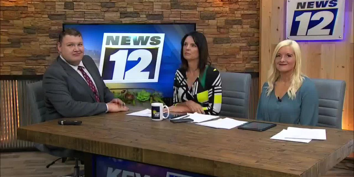 KEYC News 12 This Morning Friday Weather At 6AM 71919