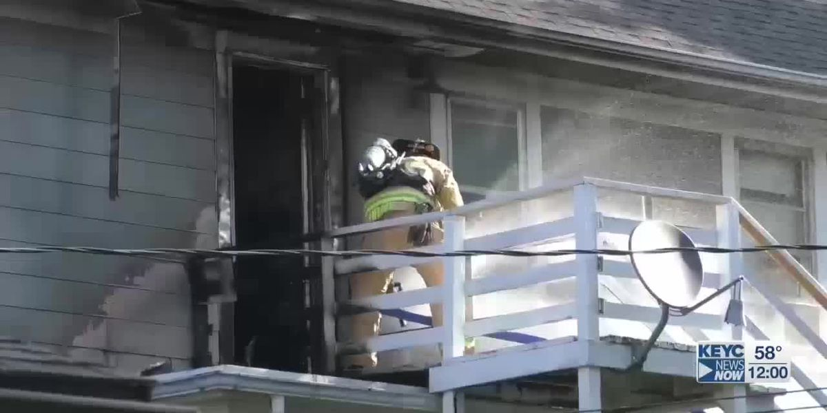 No injuries following Mankato house fire