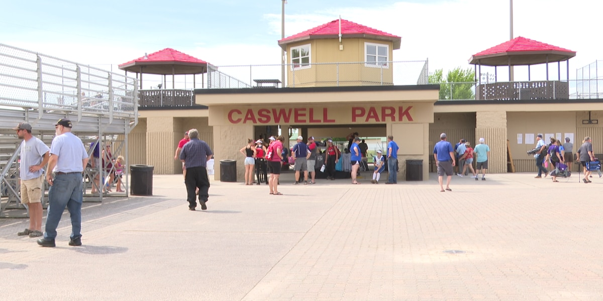 Softball tournament brings people to the area