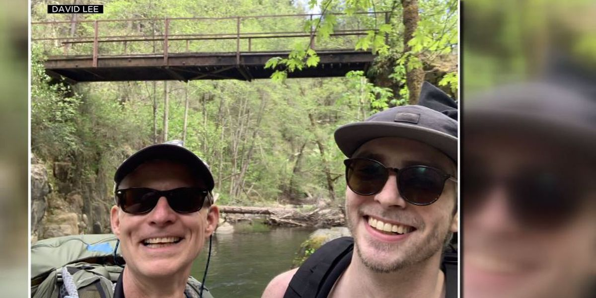 Father hikes 10 miles for help after son has mini-stroke in wilderness