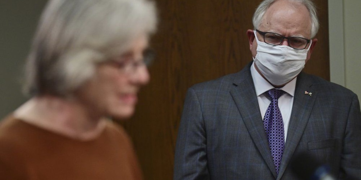 Walz extends Minnesota's coronavirus state of emergency