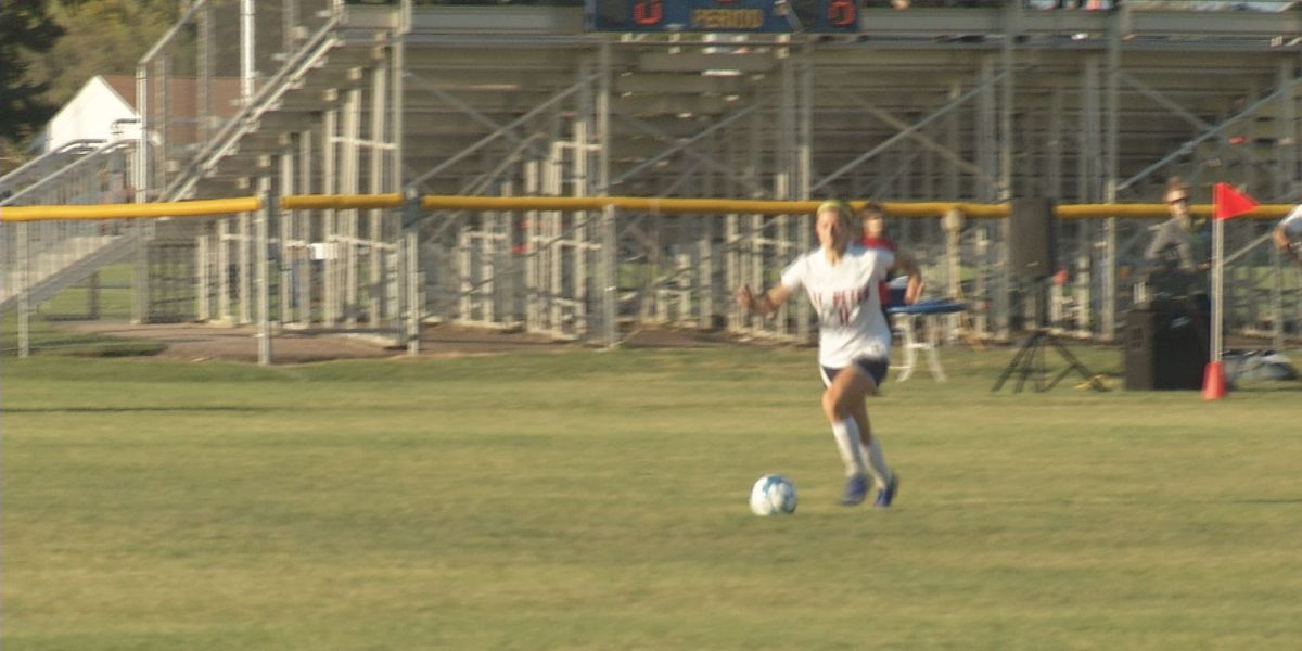 Carlson helps St. Peter to 6-0 win