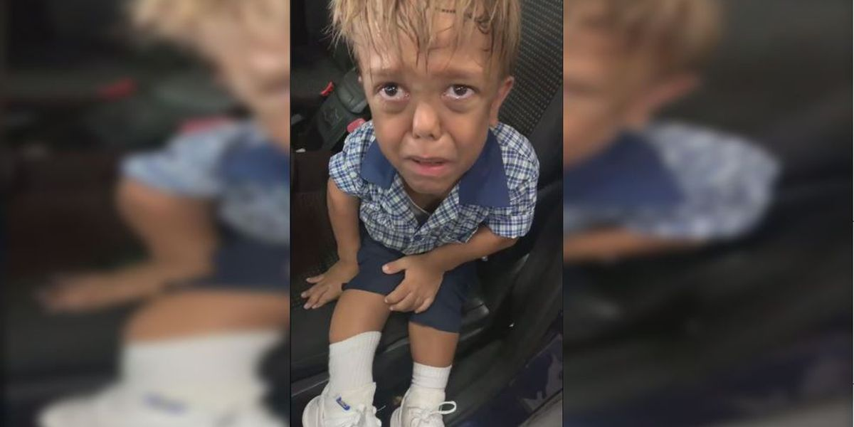 'I want to die, right now': Mom posts aftermath of son's bullying