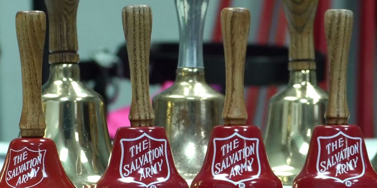 Salvation Army in need of holiday bell ringers