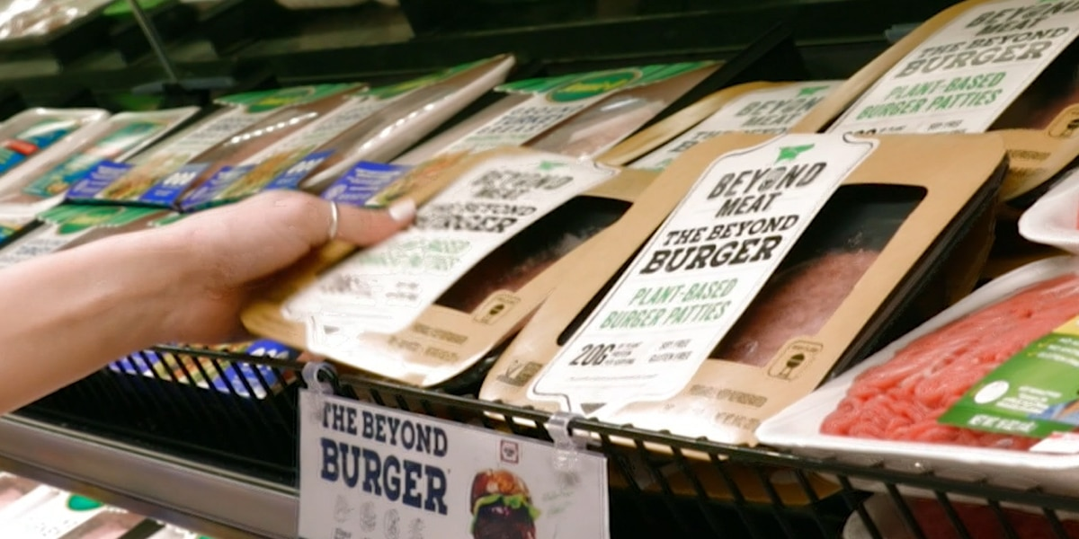 Fake meat industry enjoys meaty success