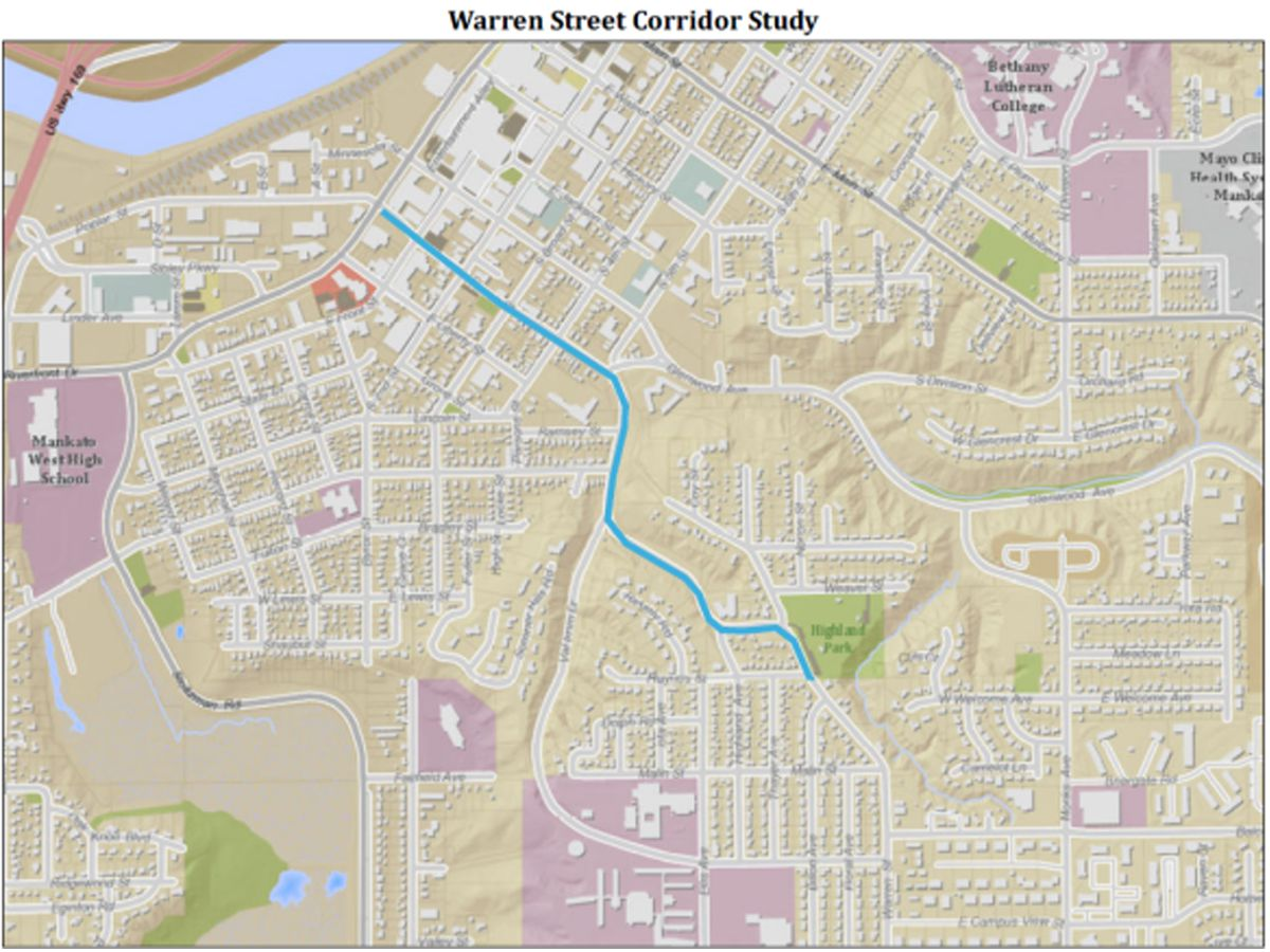 MAPO invites public to open house regarding Warren Street Corridor Study