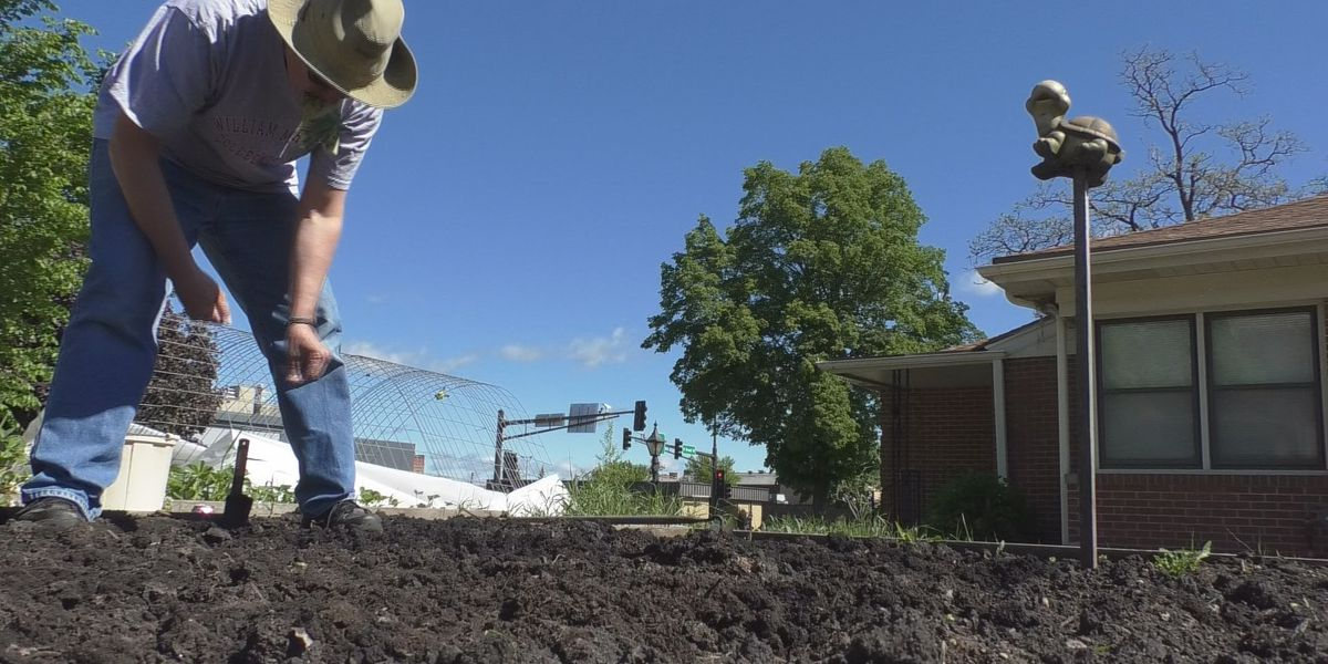 Growing with Grace Community Garden Encourages Residents to Plant in the Community