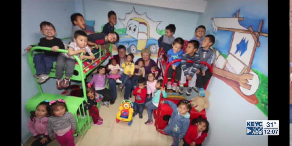 Greater Mankato Rotary Club donates $25,000 to help Bogota children