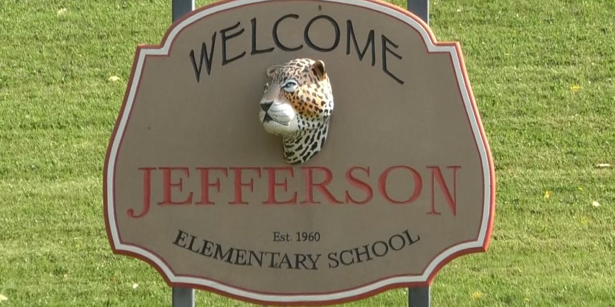 Jefferson Elementary receives national award for student success