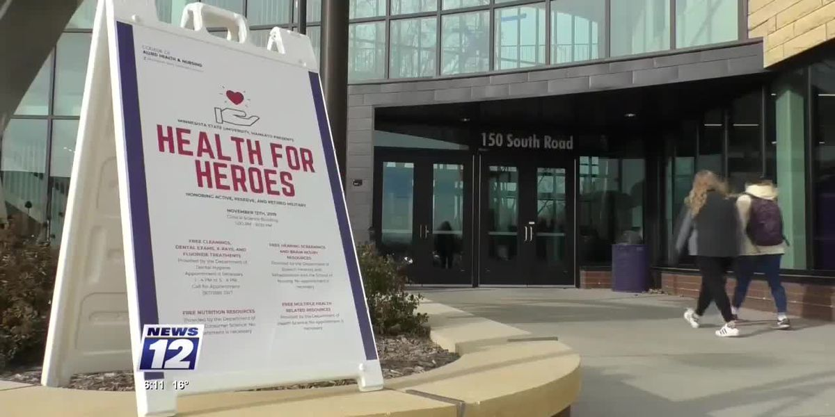 Veterans receive free medical exams during Health for Heroes event
