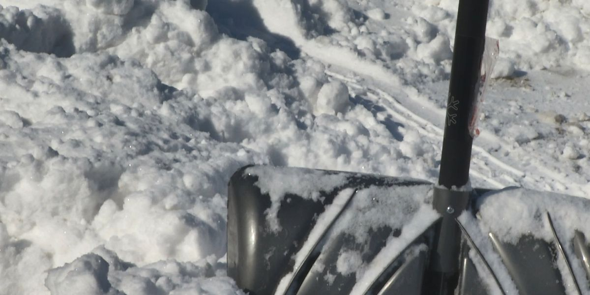 Health professional provides shoveling tips as snow blankets much of US