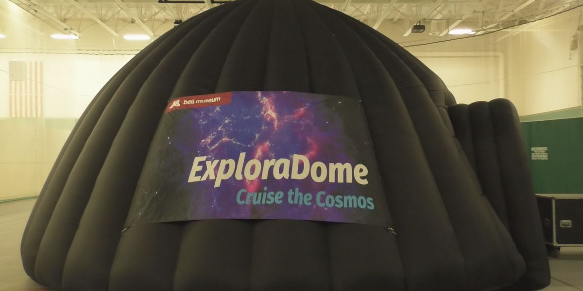 A chance to explore space without leaving the ground