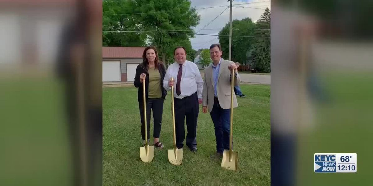 Local officials break ground for water treatment facility in Waldorf City