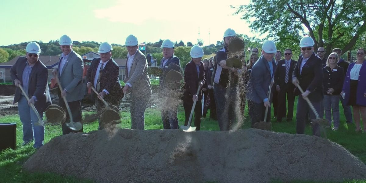 Long-awaited Bridge Plaza development breaks ground