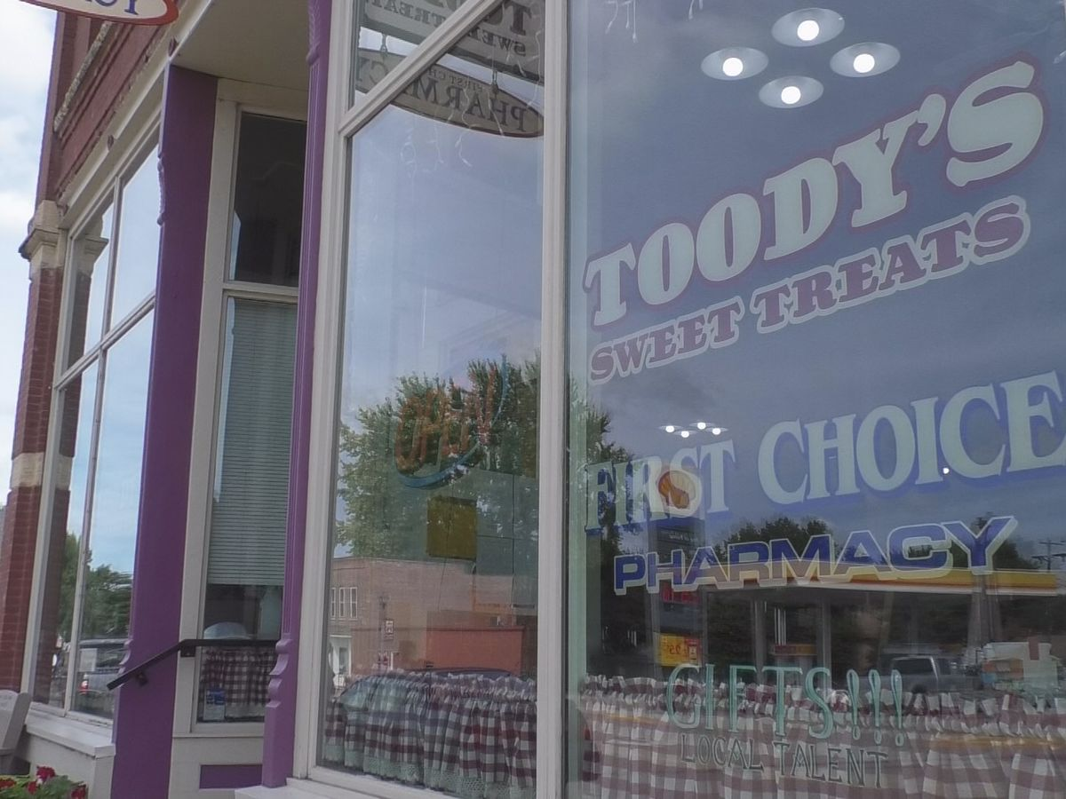 Toody's Sweet Treats; Henderson's sweet tooth fixer