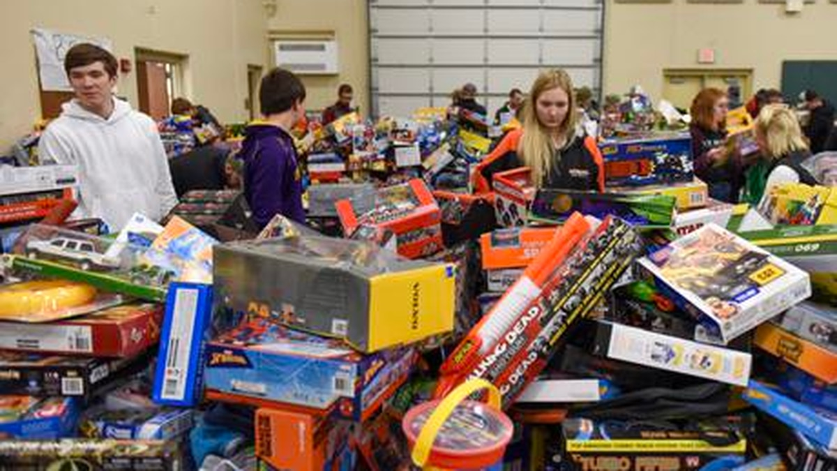 INTERVIEW: Toys for Tots Assistant Coordinator Jim Hammock talks about this year's toy drive