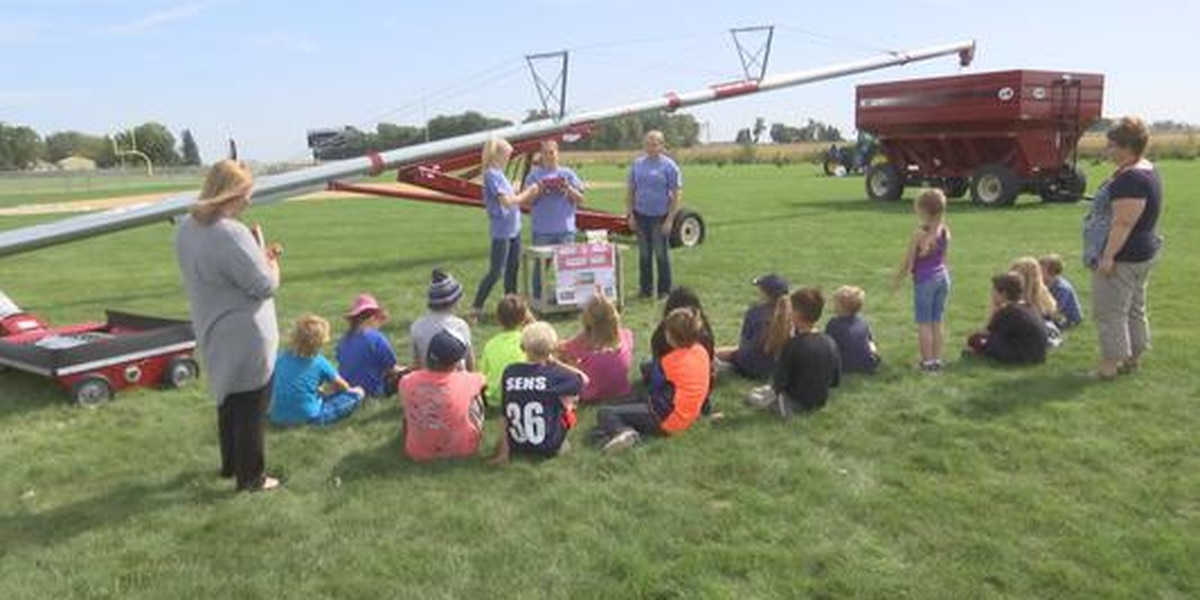 Around 400 United South Central students participate in farm, general safety day