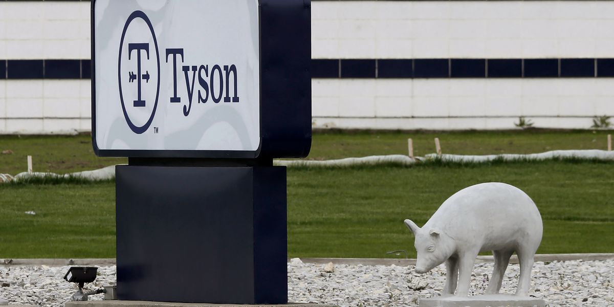 Tyson plant in Storm Lake sued over worker's COVID-19 death