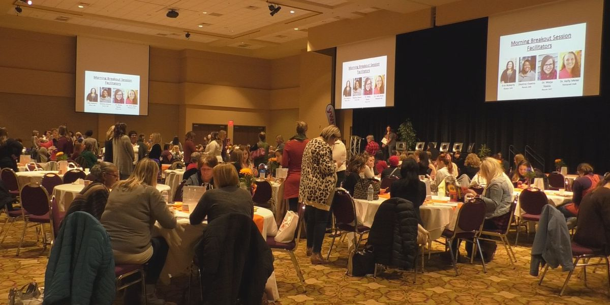 YWCA hosts Women's Leadership Conference