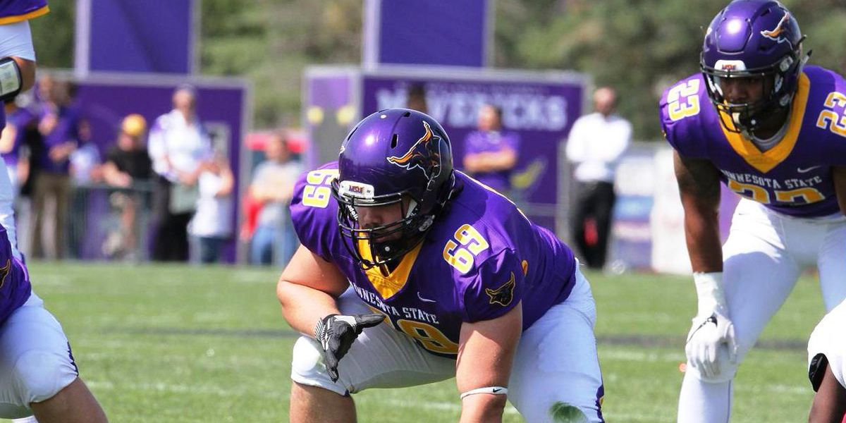 Former Minnesota State lineman signs with Detroit Lions