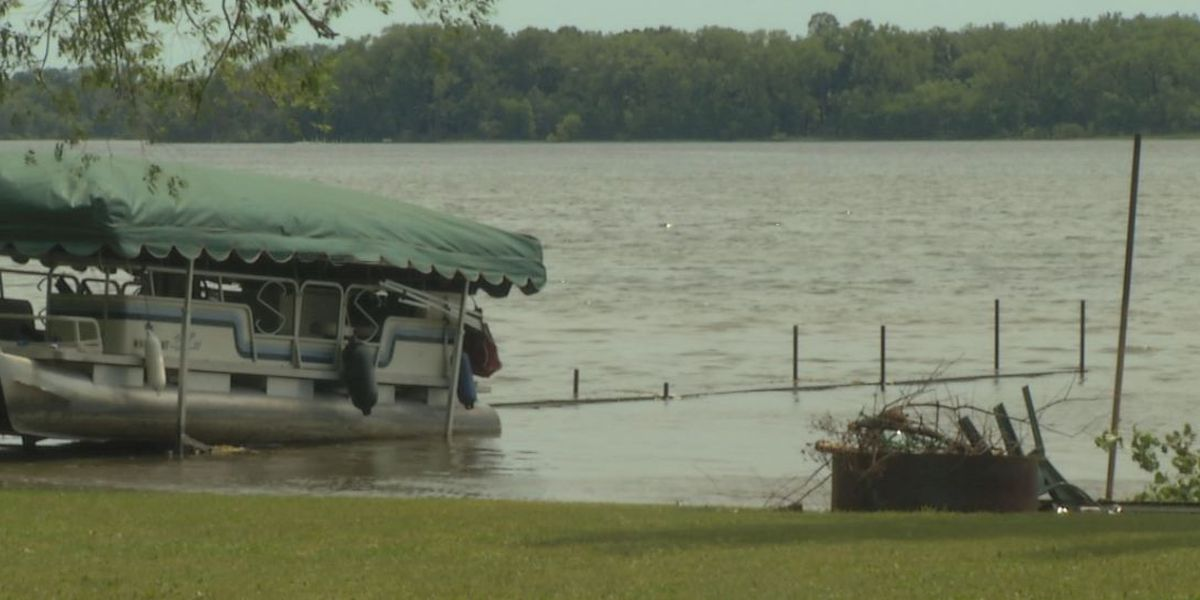 No wake restriction issued due to heavy rainfall in Blue Earth County lakes