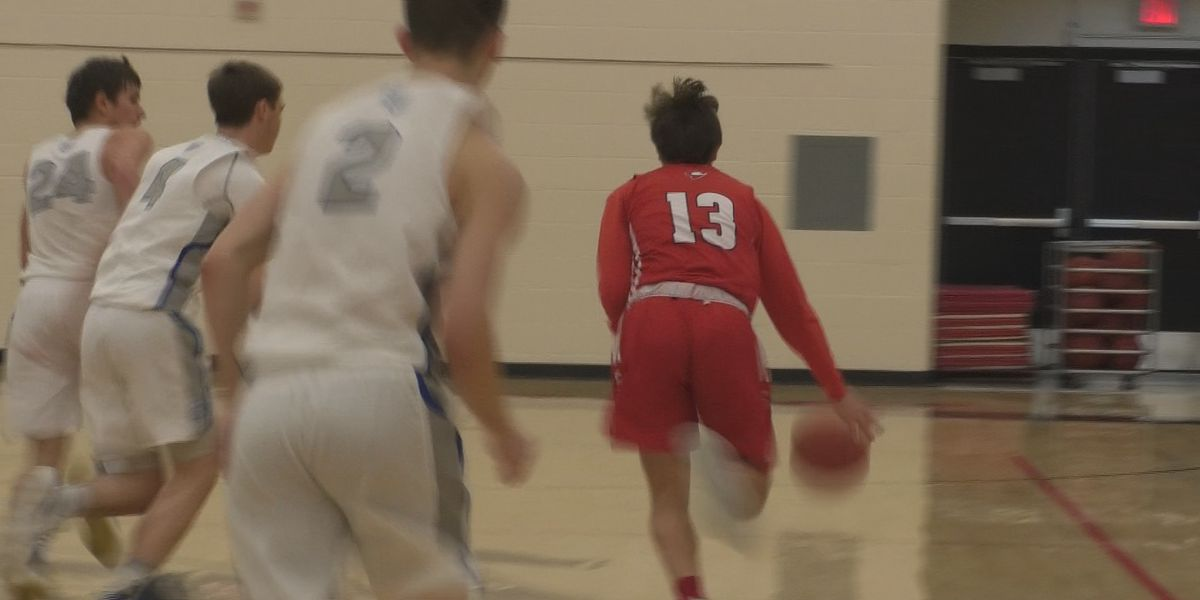 St. Clair tops JWP, 61-49