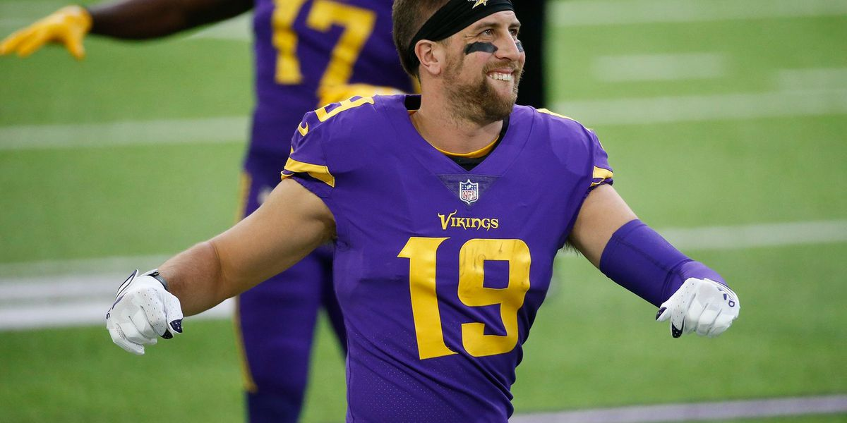 Vikings activate Adam Thielen from COVID-19 list