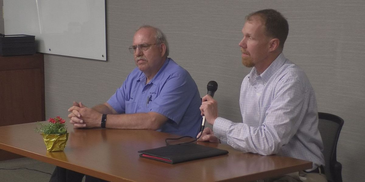 Previous patients of Mayo Clinic Health System Mankato share their stories at award luncheon