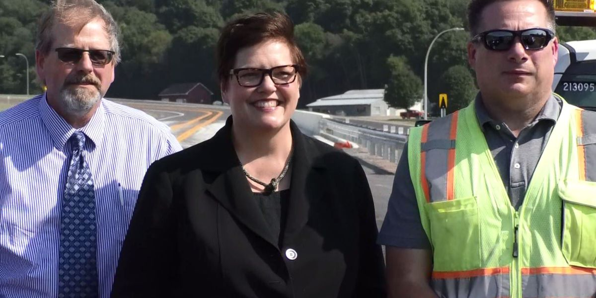 MnDOT Commissioner pays visit to New Ulm