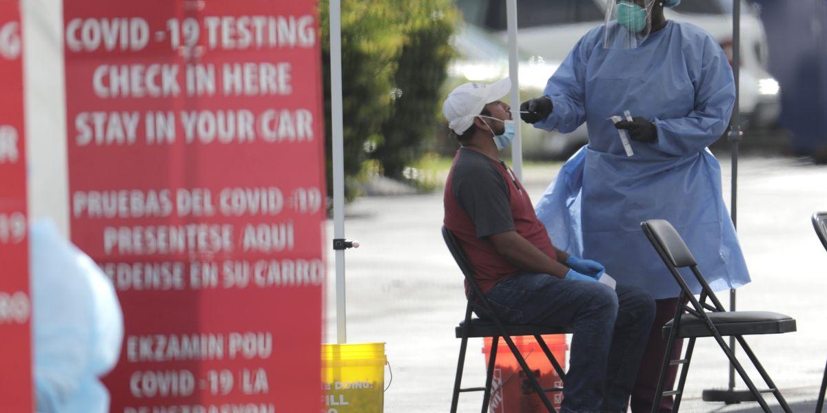 Hospitals approaching capacity as Miami closes restaurants
