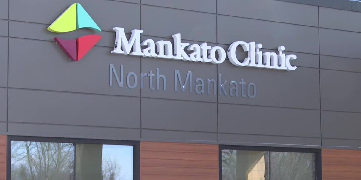 Mankato Clinic receives Presidents Community Partner Award