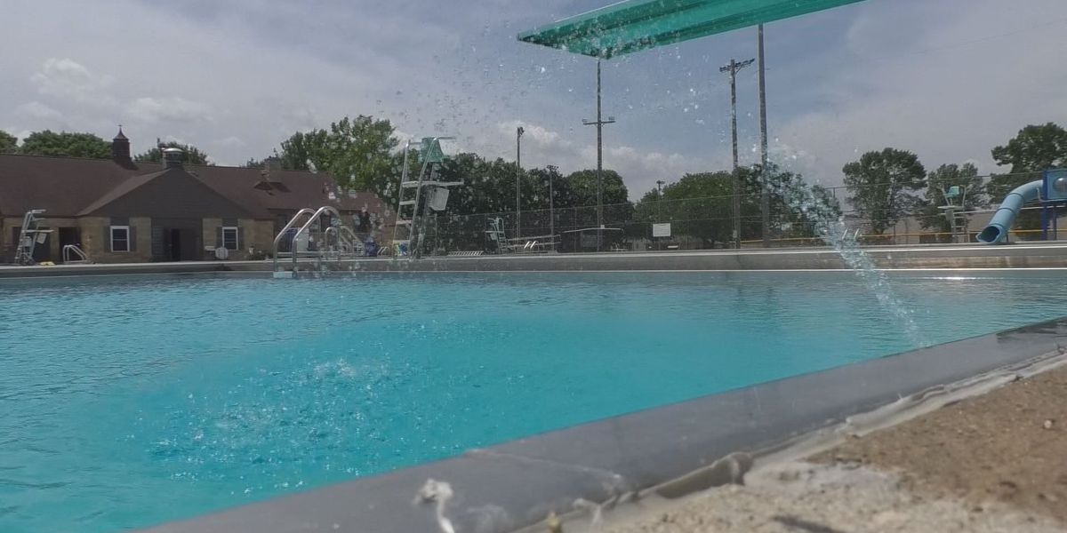 Tourtellotte Pool scheduled to open Wednesday