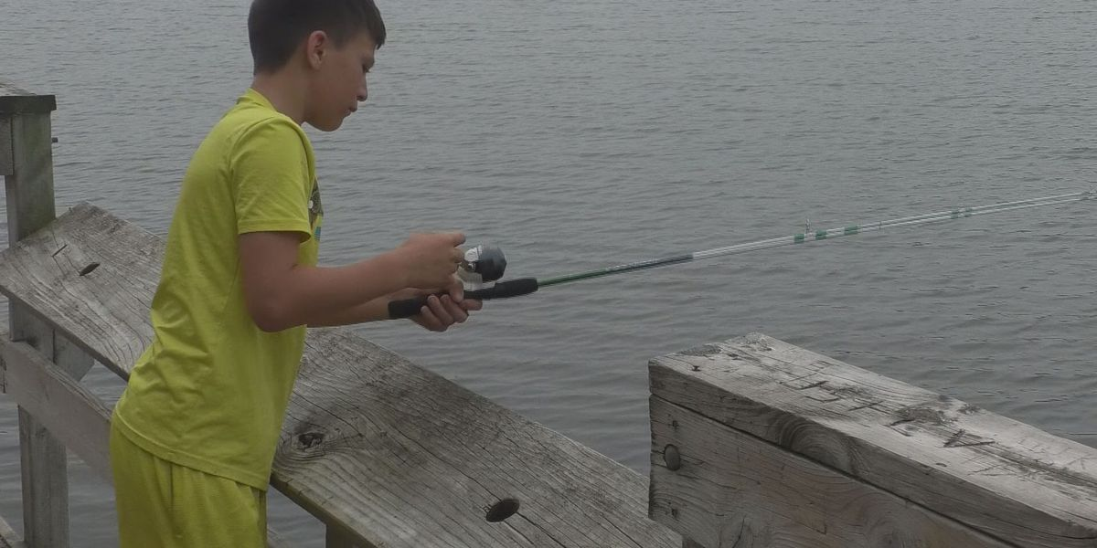 Blue Earth County Sheriff's Office holds second annual youth fishing event