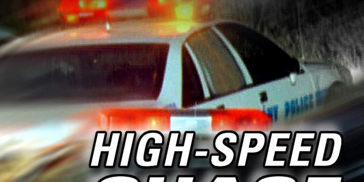 One arrested, two sought in Montgomery after high speed chase in stolen vehicle