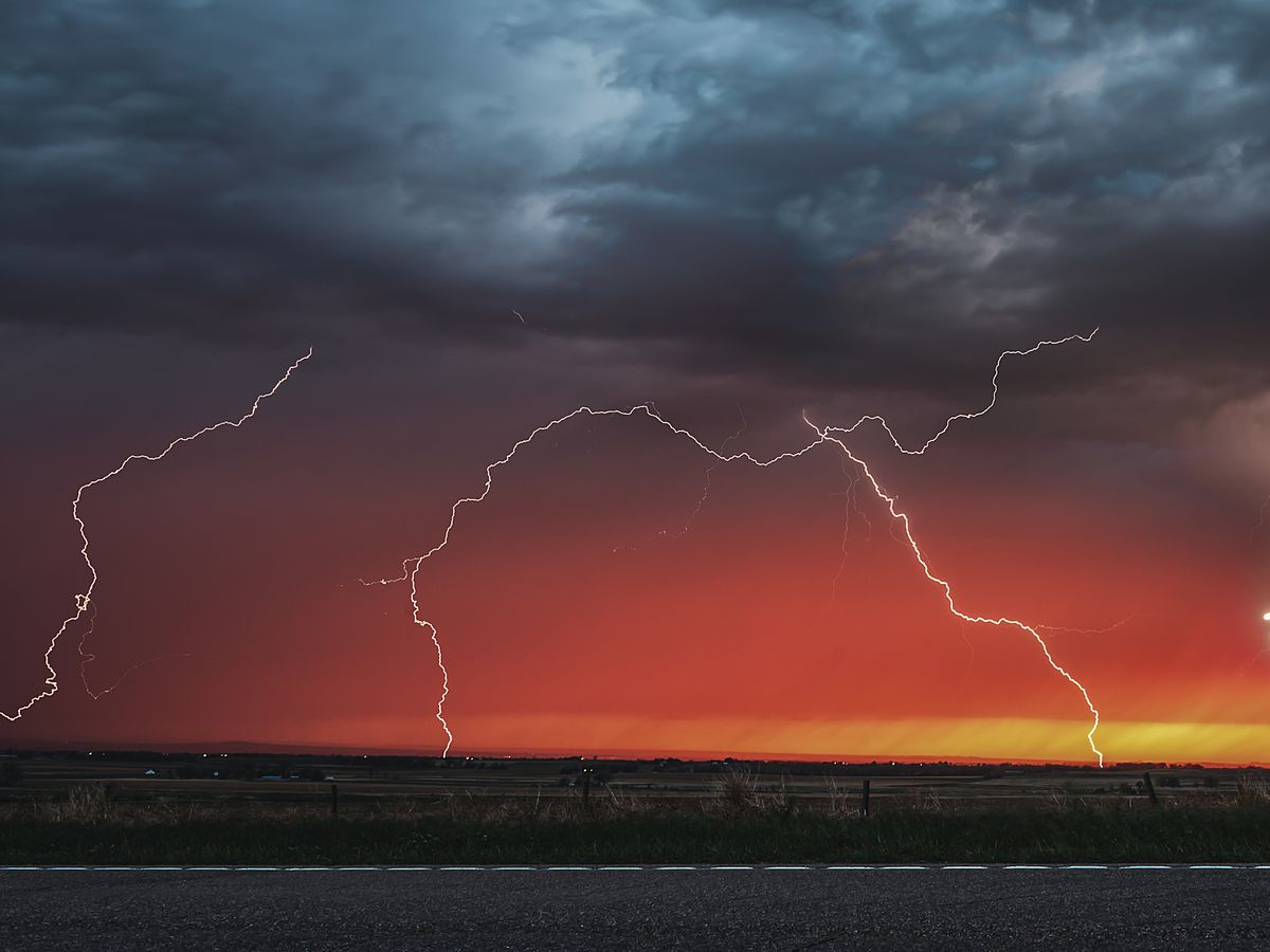 National Lightning Safety Awareness week, June 21st to June 27th