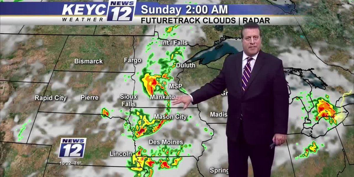 KEYC News 12 Weather Forecast