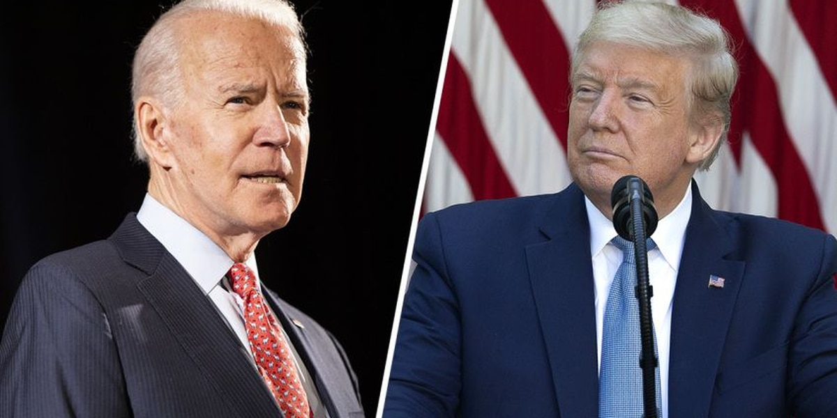 Biden ahead of Trump in Minnesota in CBS News poll