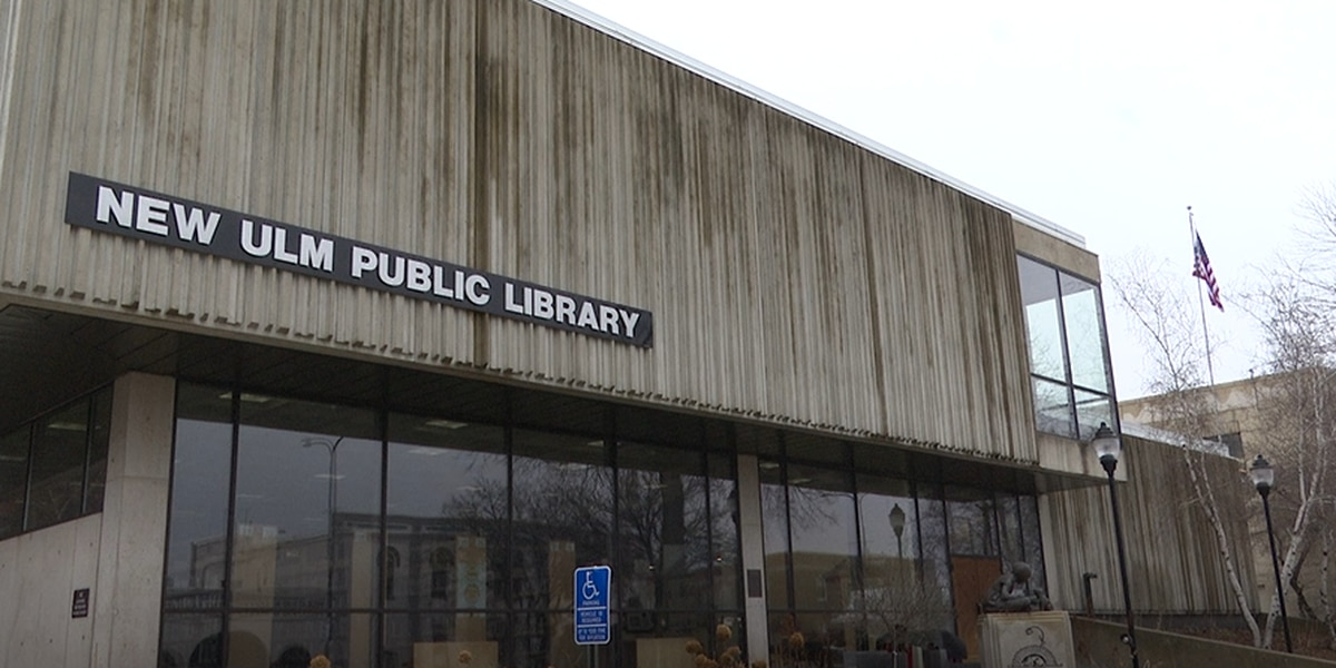 National Library Week: Celebrating the New Ulm Public Library