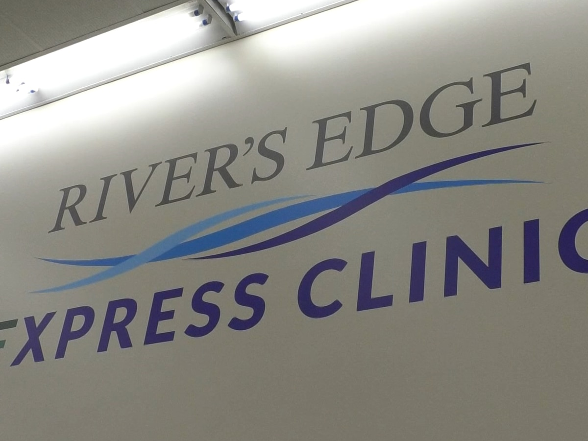 River's Edge Express Clinic opens at Hilltop HyVee