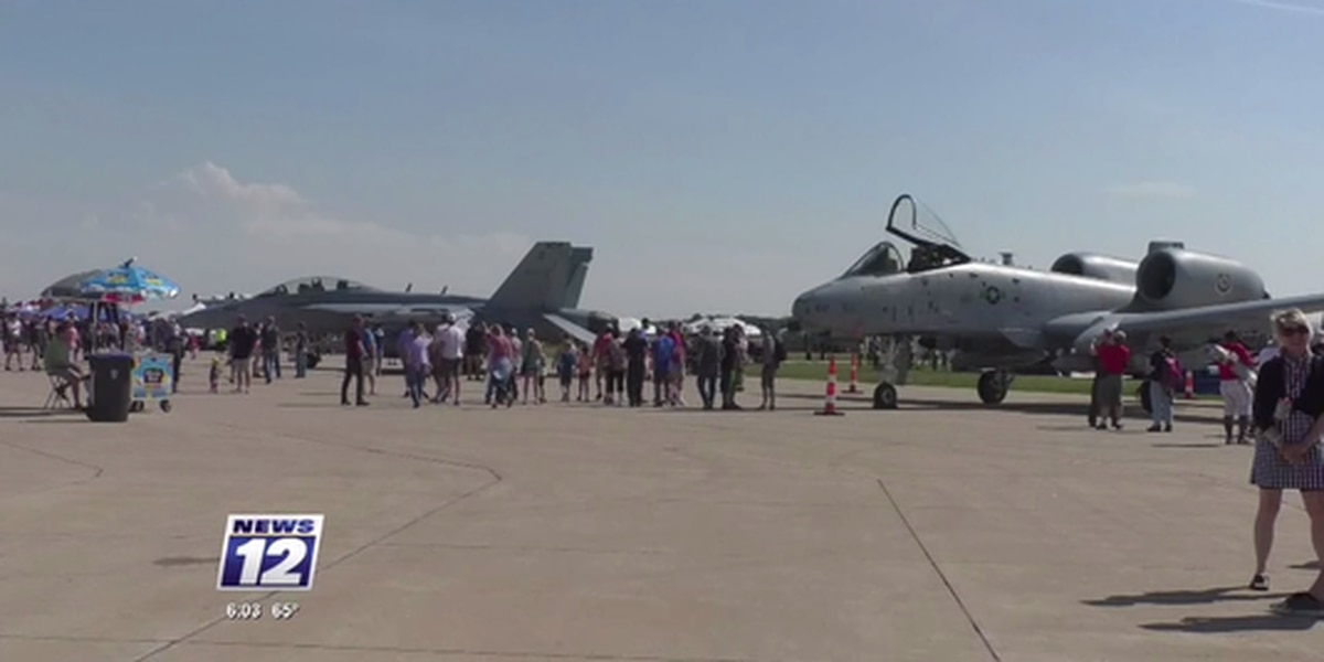 Minnesota Air Spectacular takes flight on day one