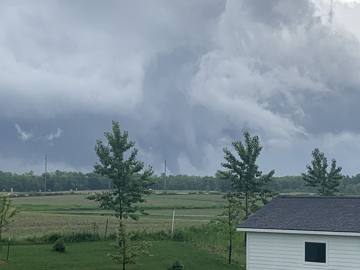 Tornadoes rake parts of Iowa in second day of severe weather