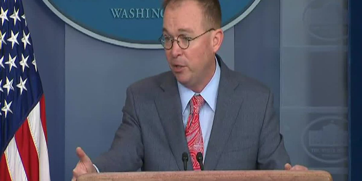 Mulvaney: Doral 'best choice' for G-7