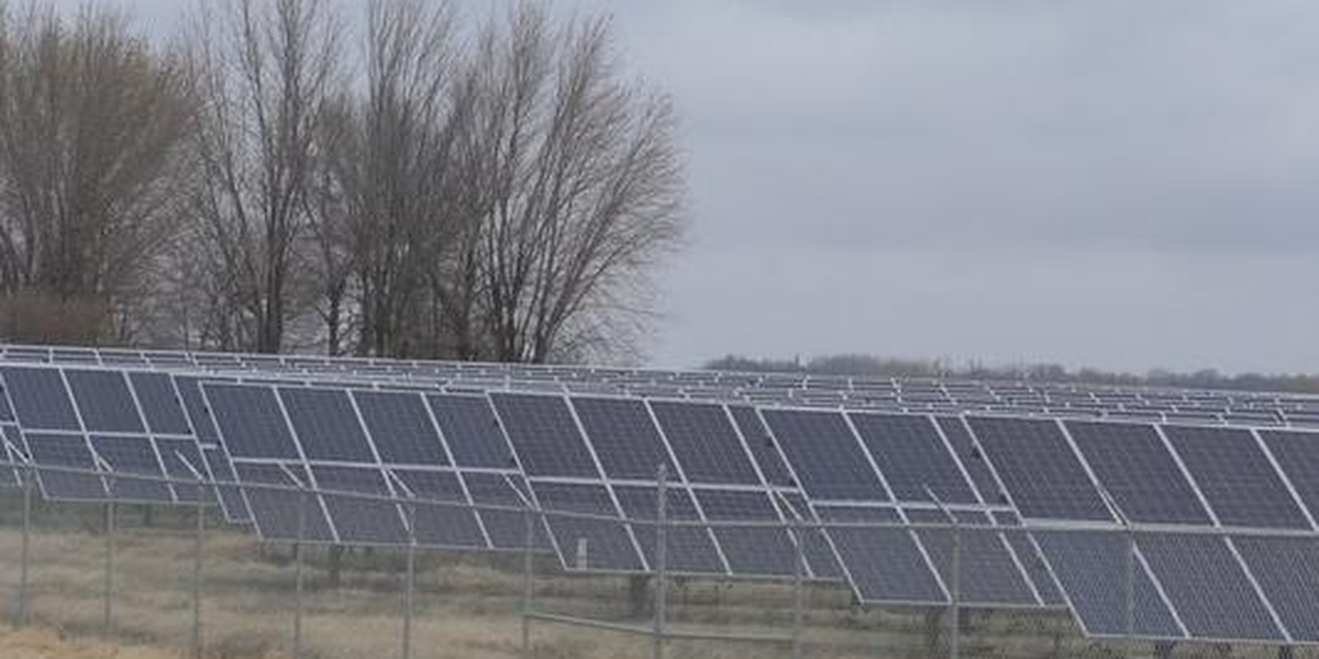 Solar field proposal comes to rural Courtland