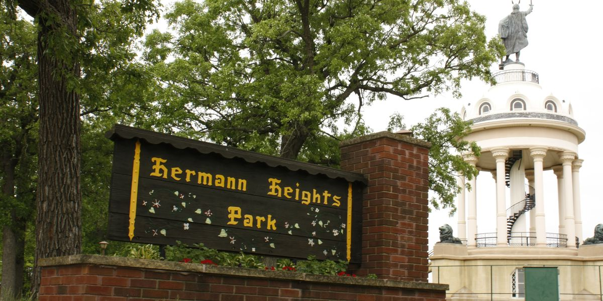 German Park Amphitheater project nears completion