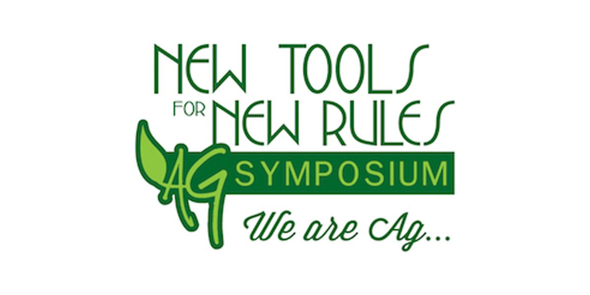 Public, high school students invited to attend 12th annual Ag Symposium