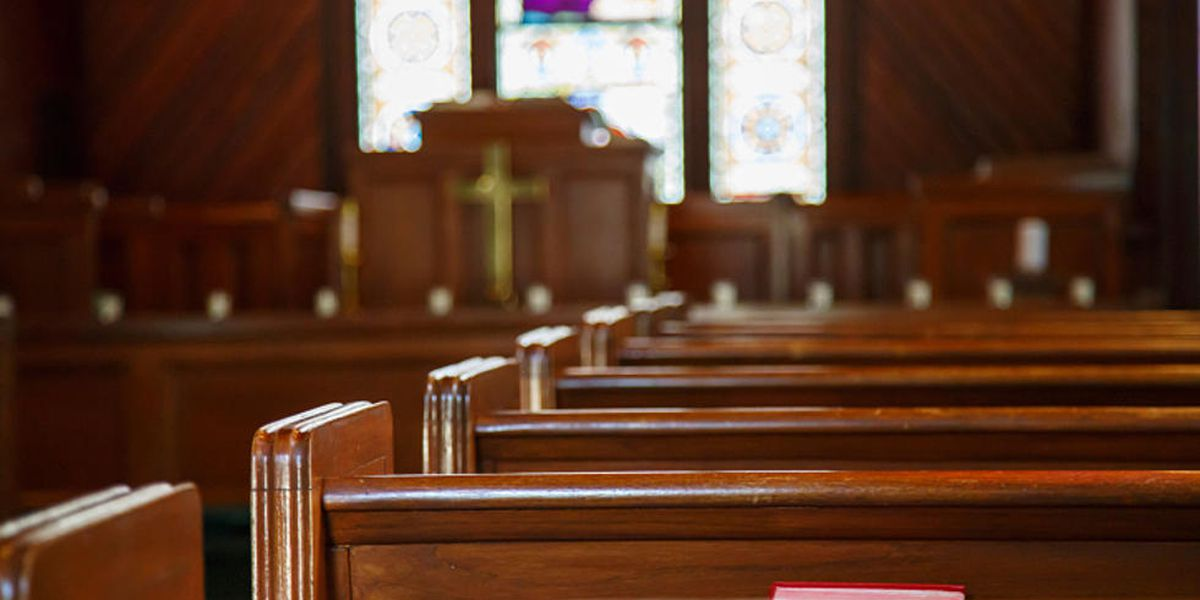 Churches sit empty on Christmas Day