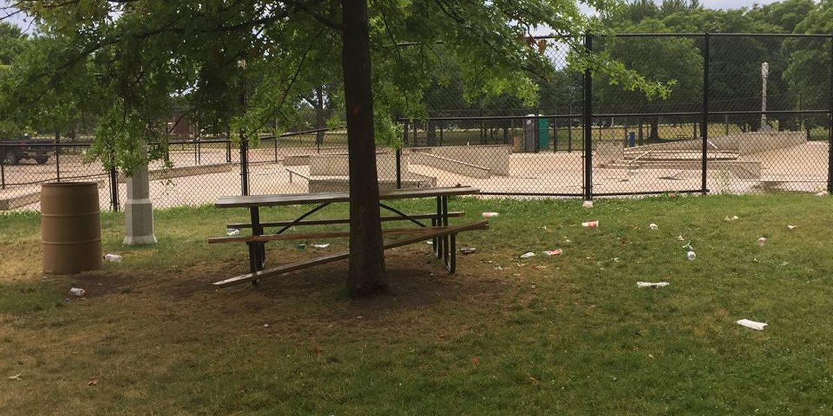 City of Spencer closing skate park due to neglect by visitors