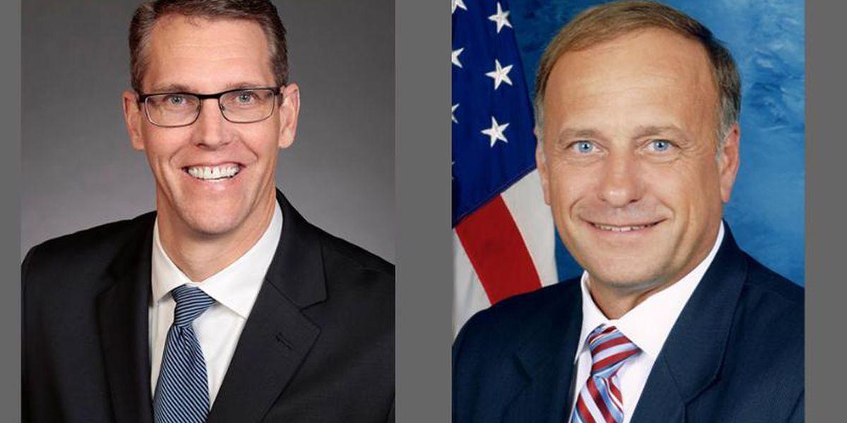 Iowa republican senator to challenge Rep. Steve King