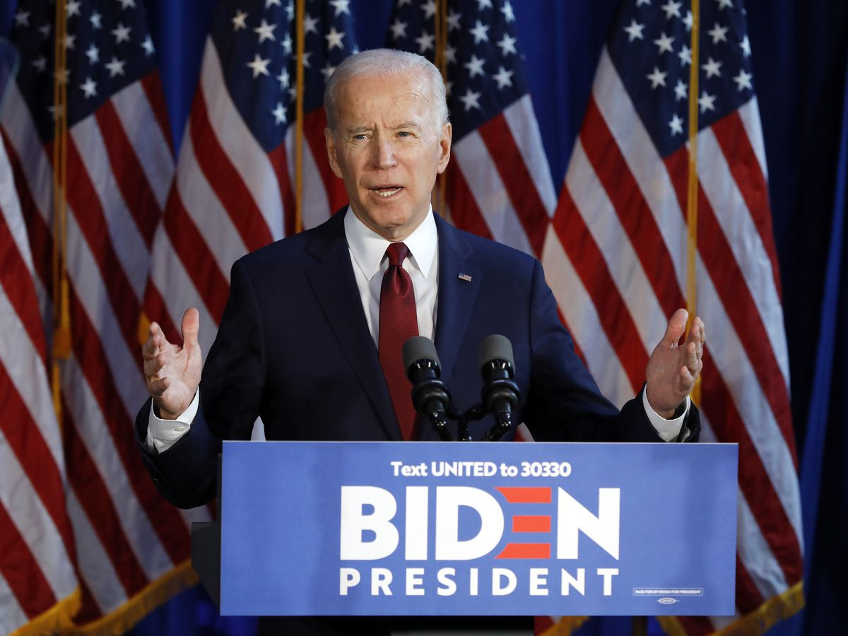 Biden moves closer to formally winning Democratic nomination
